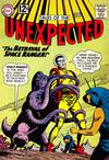 Cover for Tales of the Unexpected (DC, 1956 series) #71