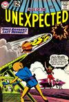 Cover for Tales of the Unexpected (DC, 1956 series) #72