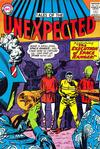 Cover for Tales of the Unexpected (DC, 1956 series) #81