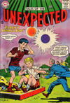 Cover for Tales of the Unexpected (DC, 1956 series) #86