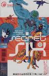 Cover for Tangent Comics / Secret Six (DC, 1997 series) #1