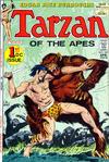 Cover for Tarzan (DC, 1972 series) #207