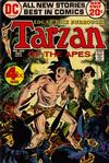 Cover for Tarzan (DC, 1972 series) #210