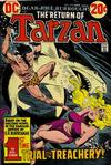 Cover for Tarzan (DC, 1972 series) #219