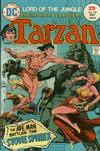 Cover for Tarzan (DC, 1972 series) #237