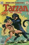 Cover for Tarzan (DC, 1972 series) #253
