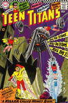 Cover for Teen Titans (DC, 1966 series) #8