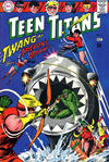 Cover for Teen Titans (DC, 1966 series) #11