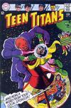 Cover for Teen Titans (DC, 1966 series) #12