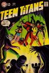 Cover for Teen Titans (DC, 1966 series) #19