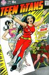 Cover for Teen Titans (DC, 1966 series) #23