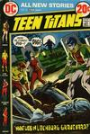 Cover for Teen Titans (DC, 1966 series) #41