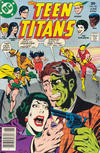 Cover for Teen Titans (DC, 1966 series) #48