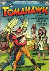 Cover for Tomahawk (DC, 1950 series) #5