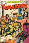 Cover for Tomahawk (DC, 1950 series) #8