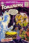 Cover for Tomahawk (DC, 1950 series) #34