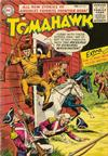 Cover for Tomahawk (DC, 1950 series) #38