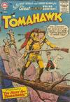 Cover for Tomahawk (DC, 1950 series) #43