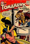 Cover for Tomahawk (DC, 1950 series) #49
