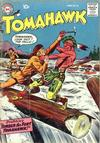 Cover for Tomahawk (DC, 1950 series) #53