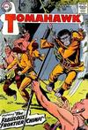 Cover for Tomahawk (DC, 1950 series) #61