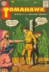 Cover for Tomahawk (DC, 1950 series) #62