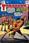 Cover for Tomahawk (DC, 1950 series) #63