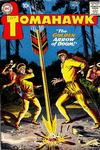 Cover for Tomahawk (DC, 1950 series) #65