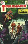 Cover for Tomahawk (DC, 1950 series) #66