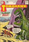 Cover for Tomahawk (DC, 1950 series) #67