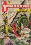 Cover for Tomahawk (DC, 1950 series) #73