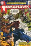 Cover for Tomahawk (DC, 1950 series) #84