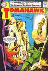Cover for Tomahawk (DC, 1950 series) #87