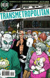 Cover for Transmetropolitan (DC, 1997 series) #2