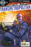 Cover for Transmetropolitan (DC, 1997 series) #3