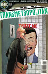 Cover for Transmetropolitan (DC, 1997 series) #4
