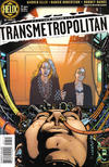 Cover for Transmetropolitan (DC, 1997 series) #7