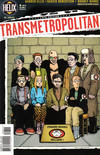 Cover for Transmetropolitan (DC, 1997 series) #8