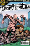 Cover for Transmetropolitan (DC, 1997 series) #9