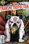 Cover for Transmetropolitan (DC, 1997 series) #10