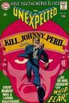Cover for The Unexpected (DC, 1968 series) #107