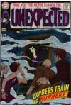 Cover for The Unexpected (DC, 1968 series) #116