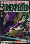 Cover for The Unexpected (DC, 1968 series) #118
