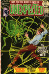 Cover for The Unexpected (DC, 1968 series) #129