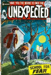 Cover for The Unexpected (DC, 1968 series) #133