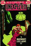 Cover for The Unexpected (DC, 1968 series) #141