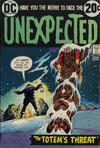 Cover for The Unexpected (DC, 1968 series) #147