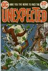 Cover for The Unexpected (DC, 1968 series) #149
