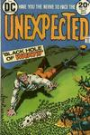 Cover for The Unexpected (DC, 1968 series) #153