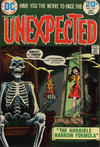 Cover for The Unexpected (DC, 1968 series) #154